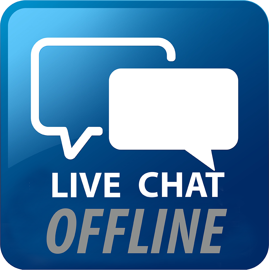 chat button offline